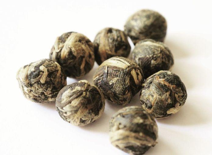 tè verde al litchi