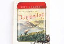 copertina libro: Darjeeling – a history of the world's greatest tea