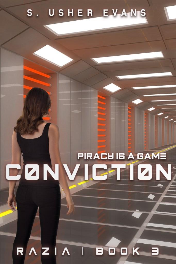 Book Cover: Conviction