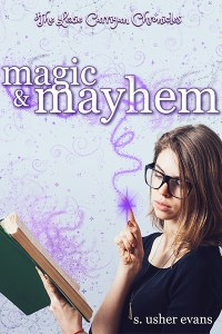 magic and mayhem is released today!