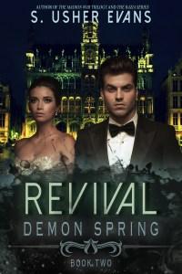 Revival (Demon Spring #2) Cover