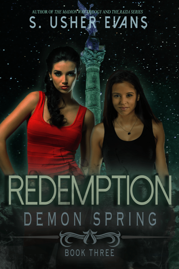 Redemption (Demon Spring #3) Cover