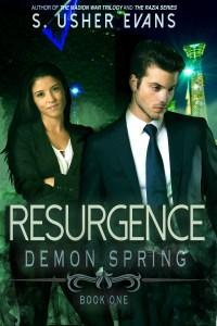 Book Cover: Resurgence