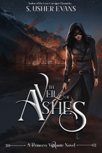 Book Cover: The Veil of Ashes