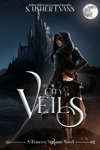 Book Cover: The City of Veils