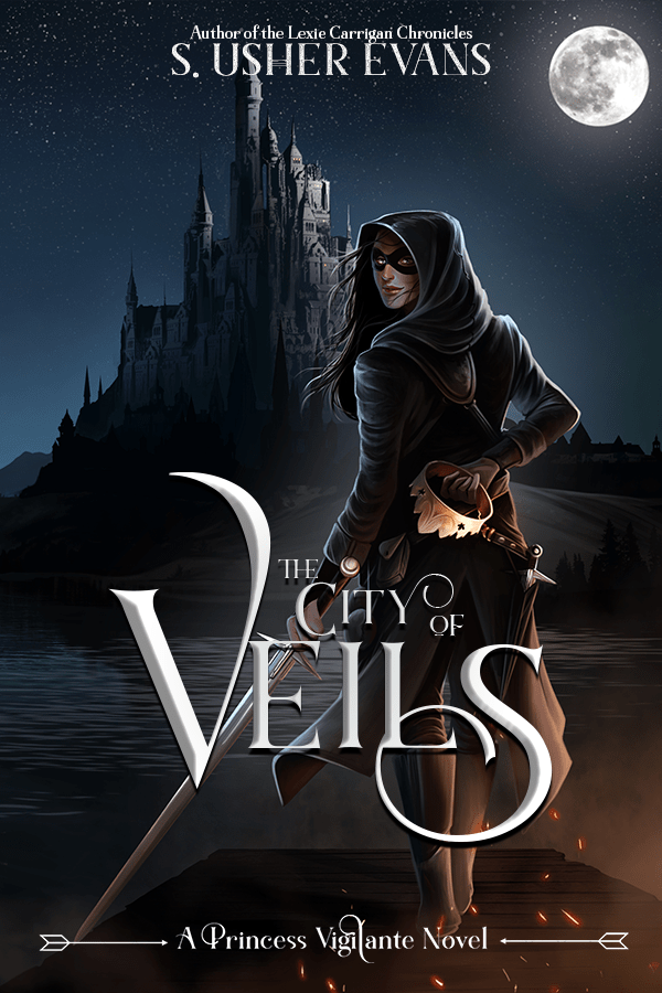 The City of Veils Cover