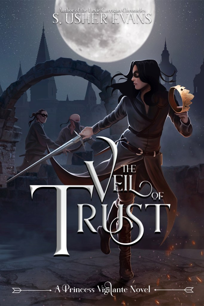 Book Cover: The Veil of Trust