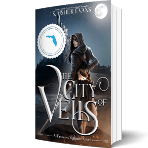 2019 Florida Author Project Book of the Year The City of Veils