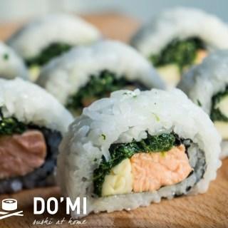 Sushi na zielono