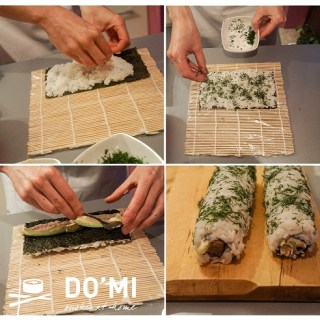 FILM – Jak zrobić sushi choinkę
