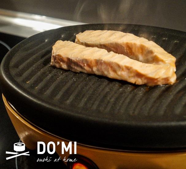 Jak grillować łososia