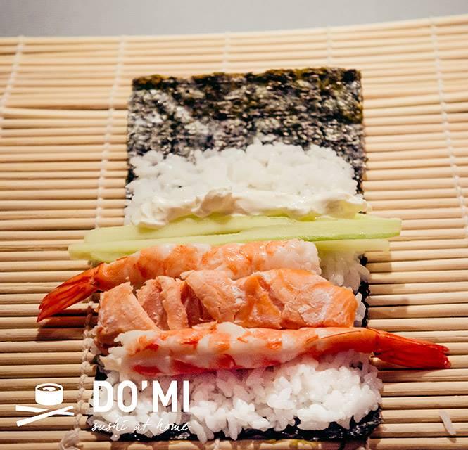 Przepis na sushi w domu