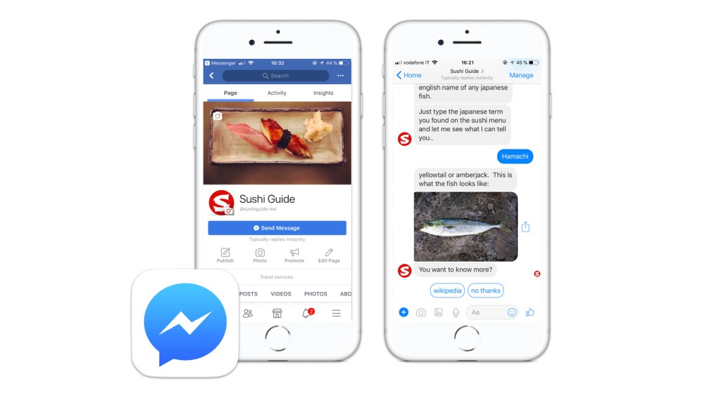 sushiguide.me chatbot