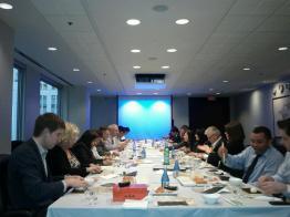 HSBC Head office class