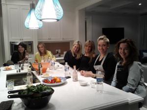 Lesley Glowinsky Party