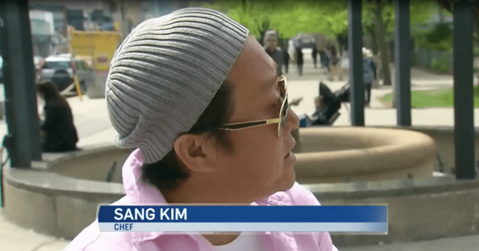 CTV Toronto News - Gifting Kimchi