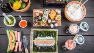 sushi koju