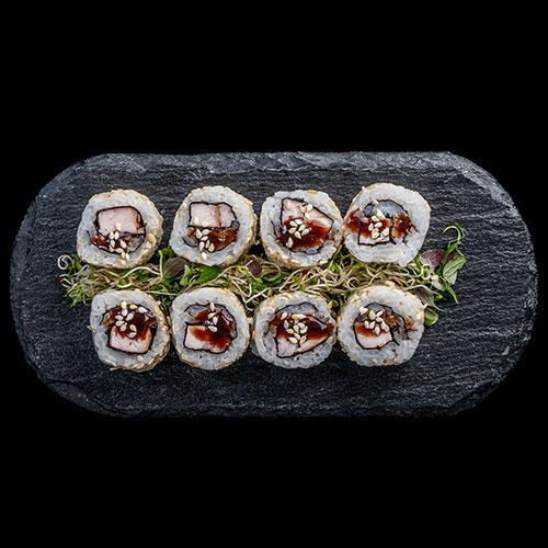 sushi kaval rebane