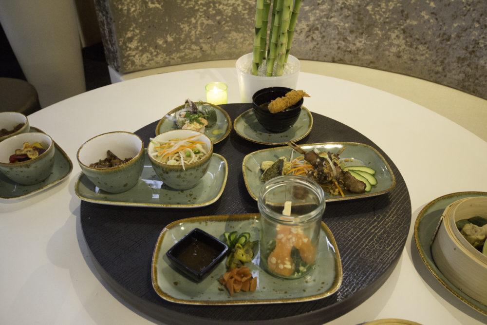 Chef's-Tasting-Menu van SushiTime@MastersOfLXRY