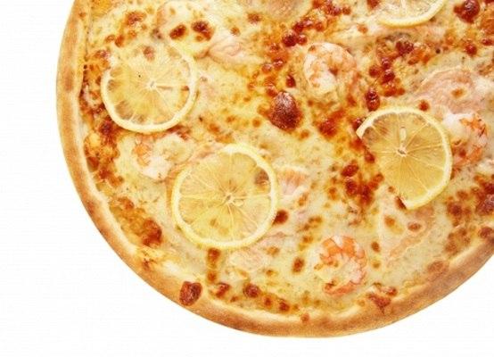 Пицца Золотая рыбка