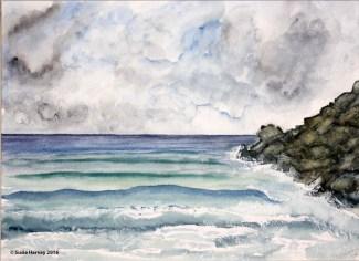 Surf's Up, Porthcurno
