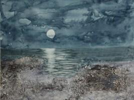 Moonlit Sea I
