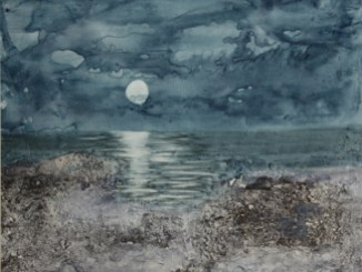 Moonlit Sea I