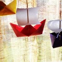 Sailing Gratitude Banner