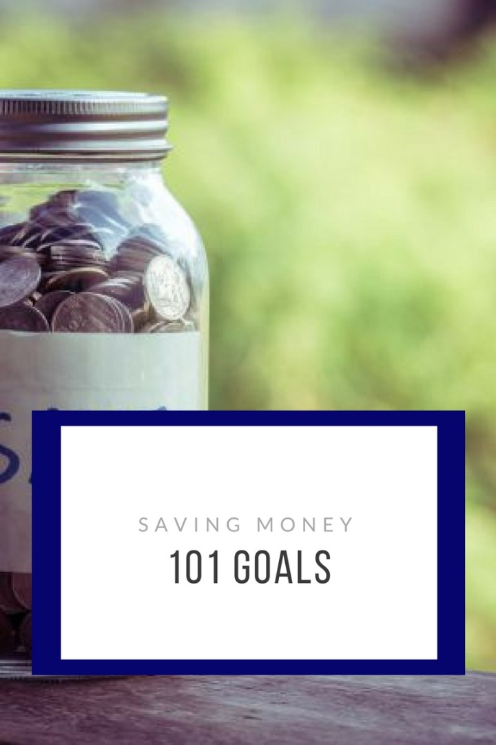Saving money 101, set goals!