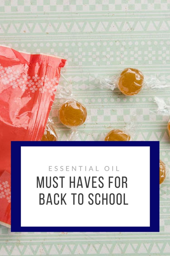 Back to School Oils
