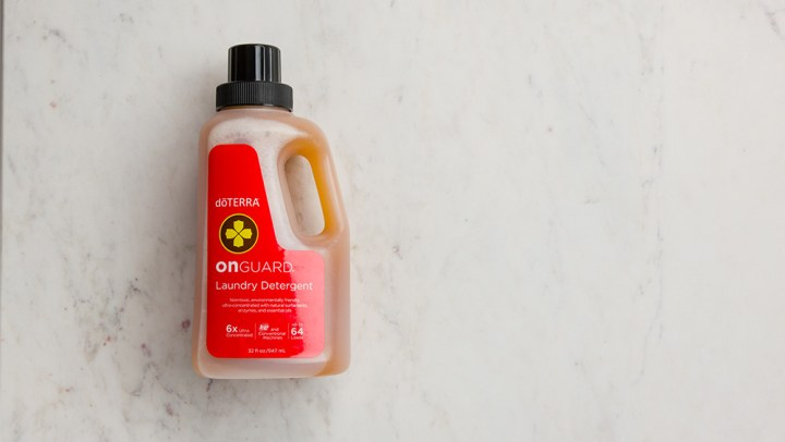 Essential Oils Beyond The Basis: Laundry Detergent.