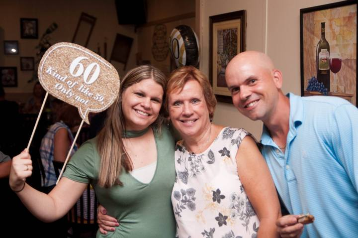 Throw The Perfect 60th Birthday Party