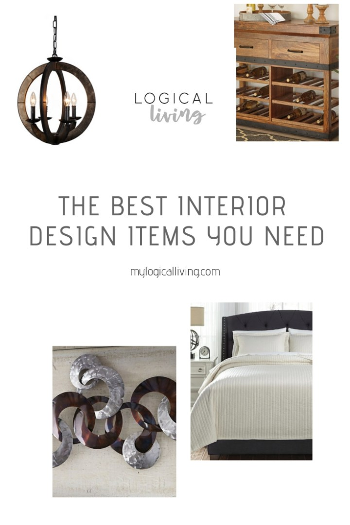 The Best Interior Design Items You Need