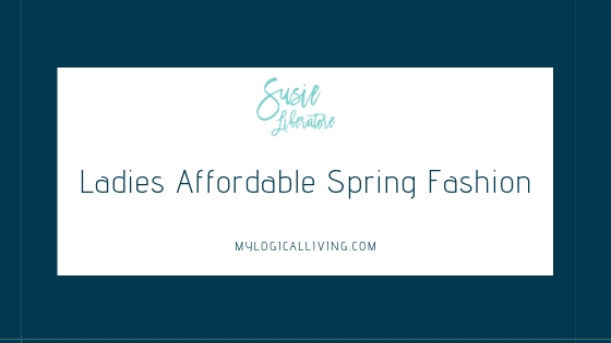 Ladies Affordable Spring Fashion