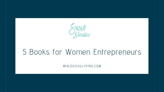 5 Books for Women Entrepreneurs