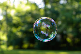Bubble. Thank you, Wikimedia Commons