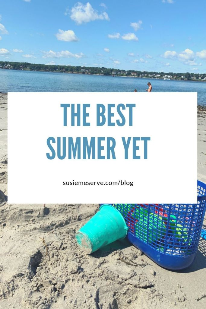 How to have your best summer yet. With kids.