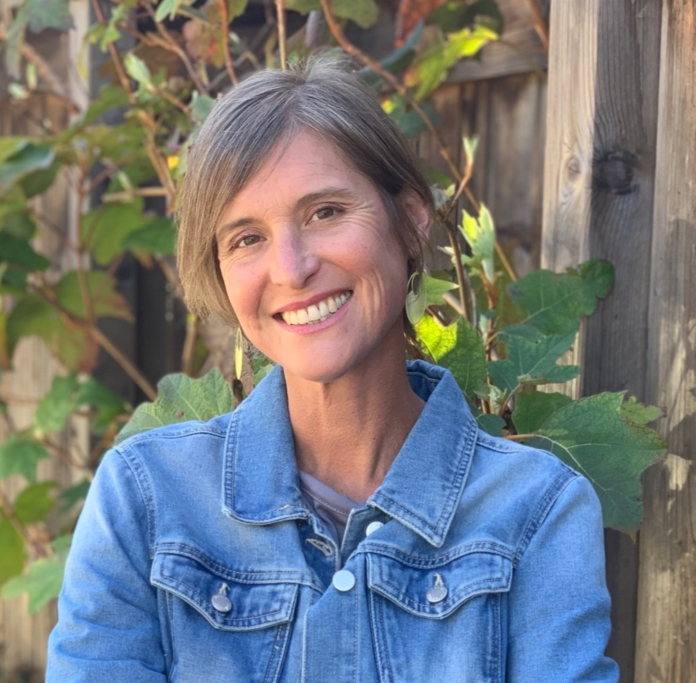 Susie Meserve, author, About page
