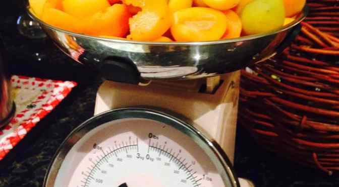 What's Cooking?…Apricot Jam