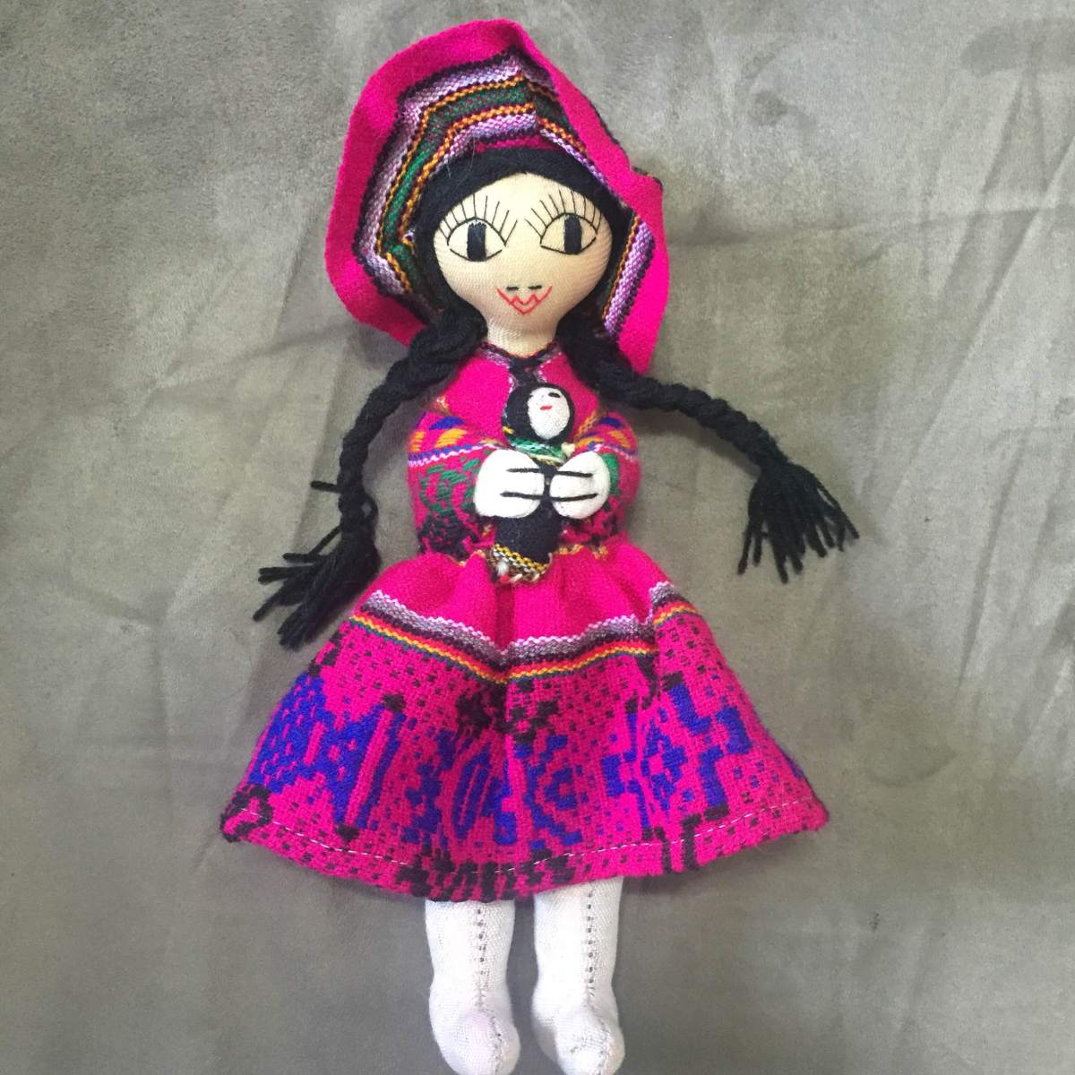 Comprinhas no Peru