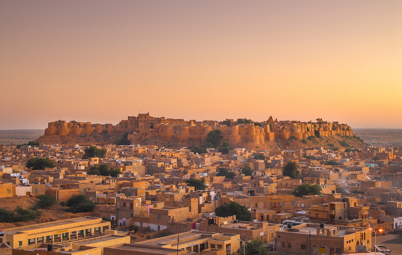 SusIndia   Jaisalmer, forte