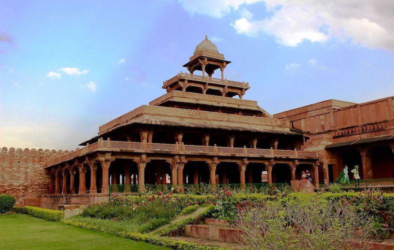 Architettura in India | Fatehpur Sikri