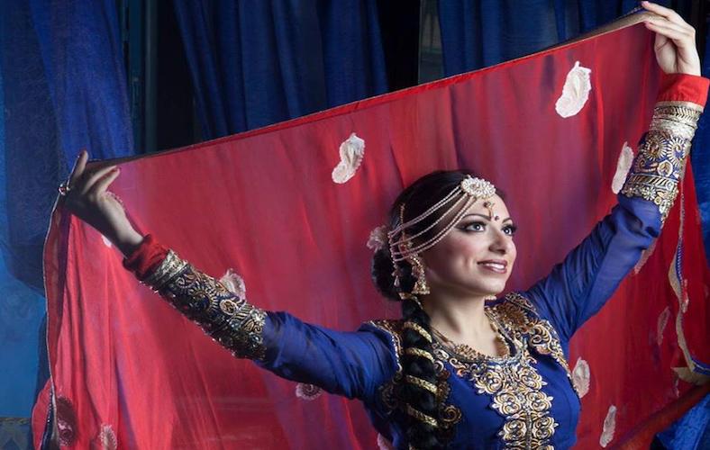 Viaggio in India a passo di danza   Veronica Aishanti