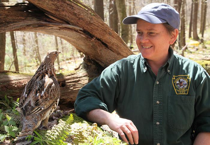 Lisa Williams, ruffed grouse