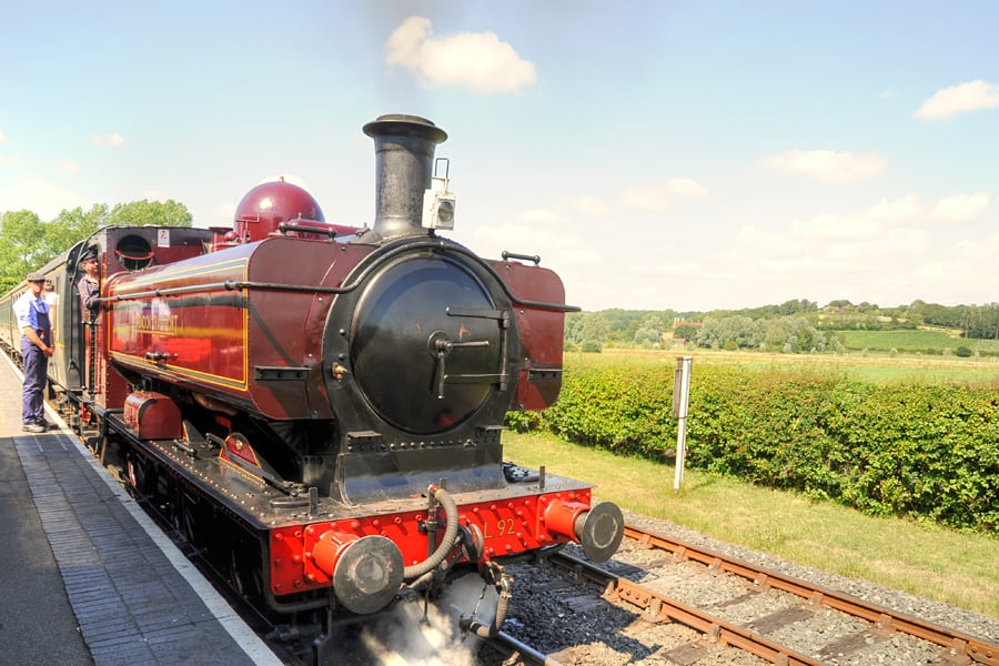 The Kent and East Sussex Railway