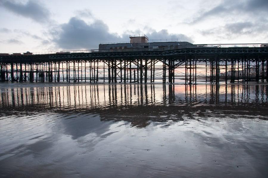Hastings Pier East Sussex