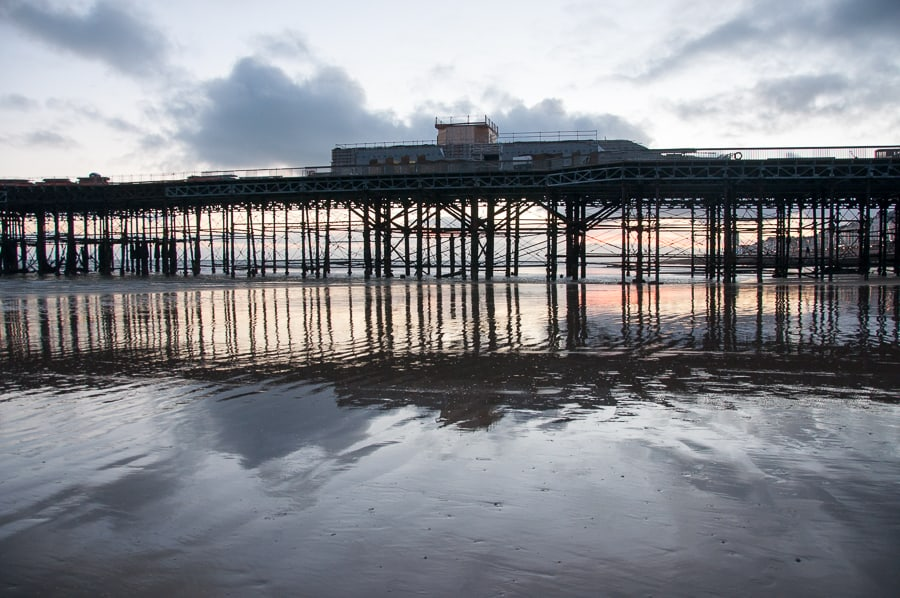 Hastings Pier East Sussex