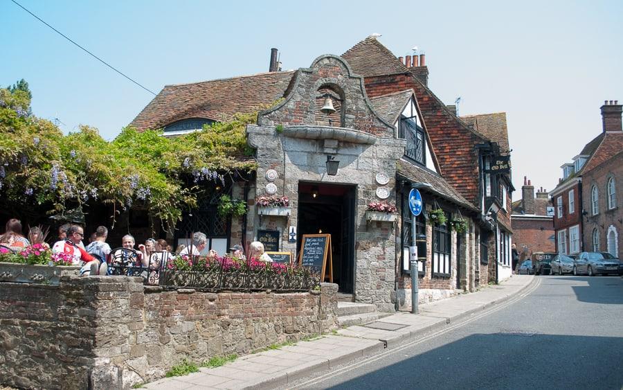 The Bell Inn, Rye