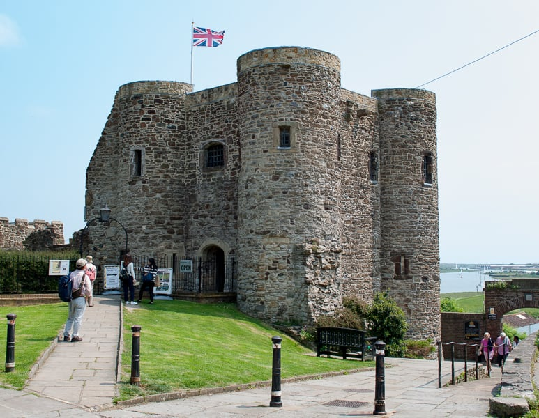 Rye Castle, East Sussex