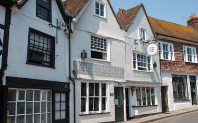 A Stay at the Standard Inn, Rye